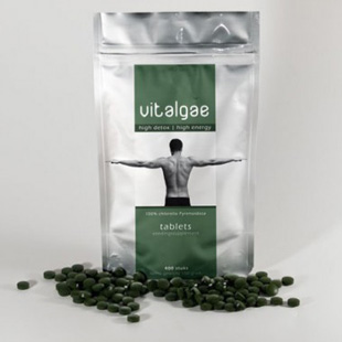 premium chlorella tabletten
